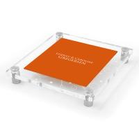 Akryl modell c 160x170 orange
