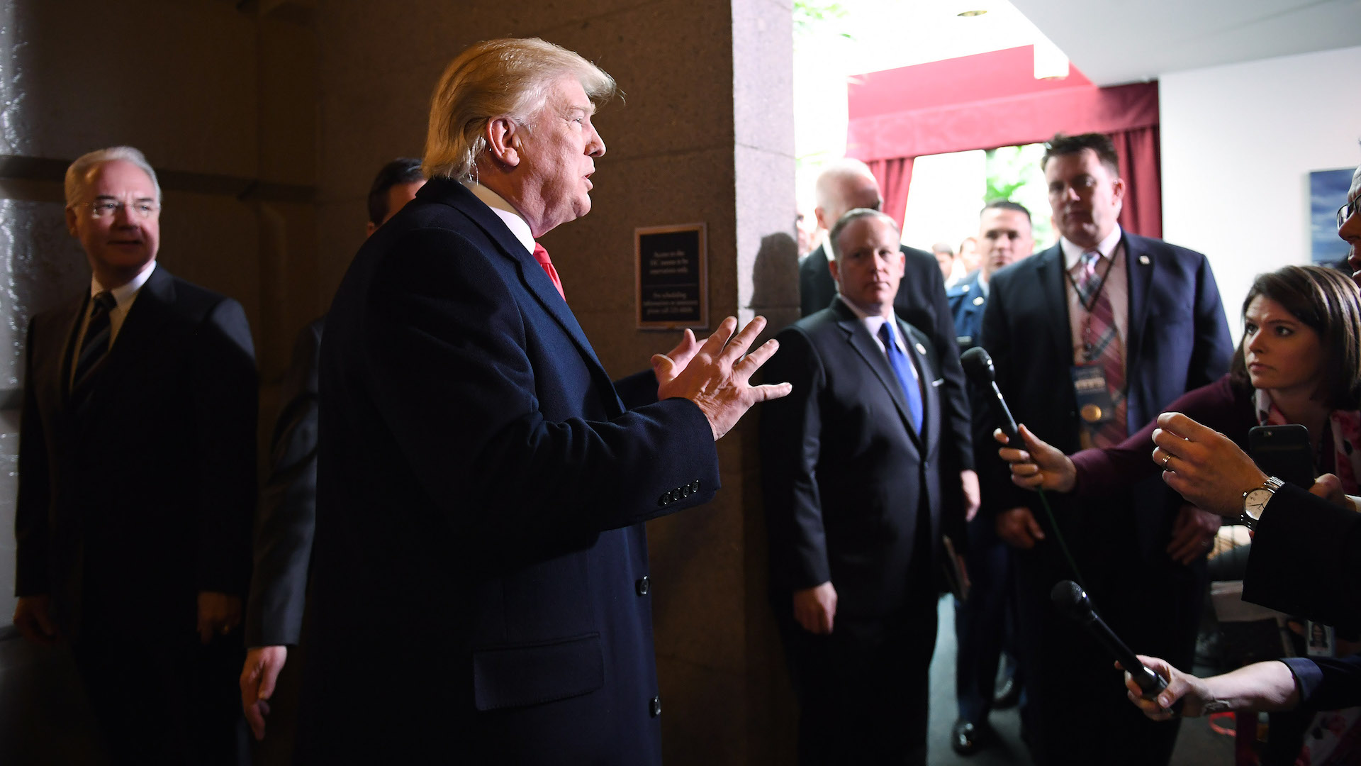 Trump to GOP critics of health care bill: 'I'm gonna come after you'