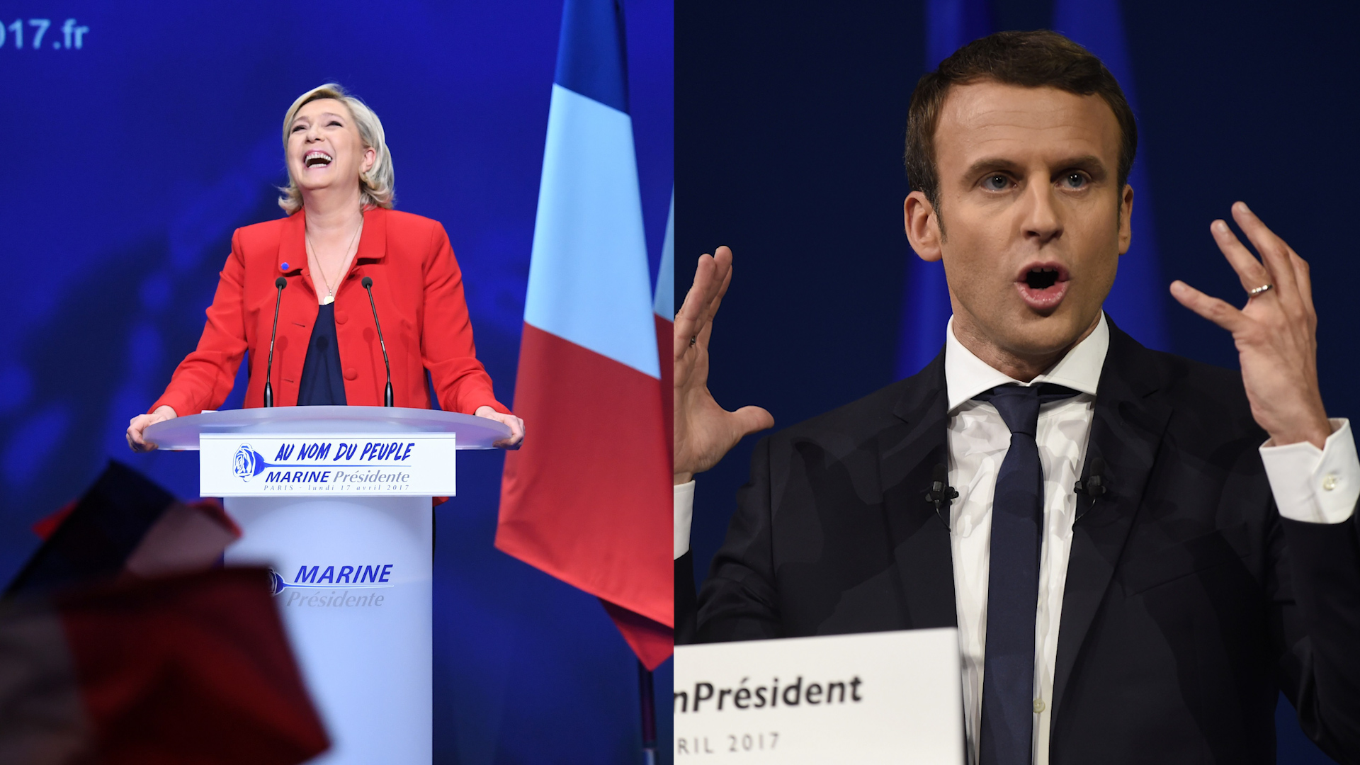 Macron's strong finish in the French election shows populist wave may be ebbing