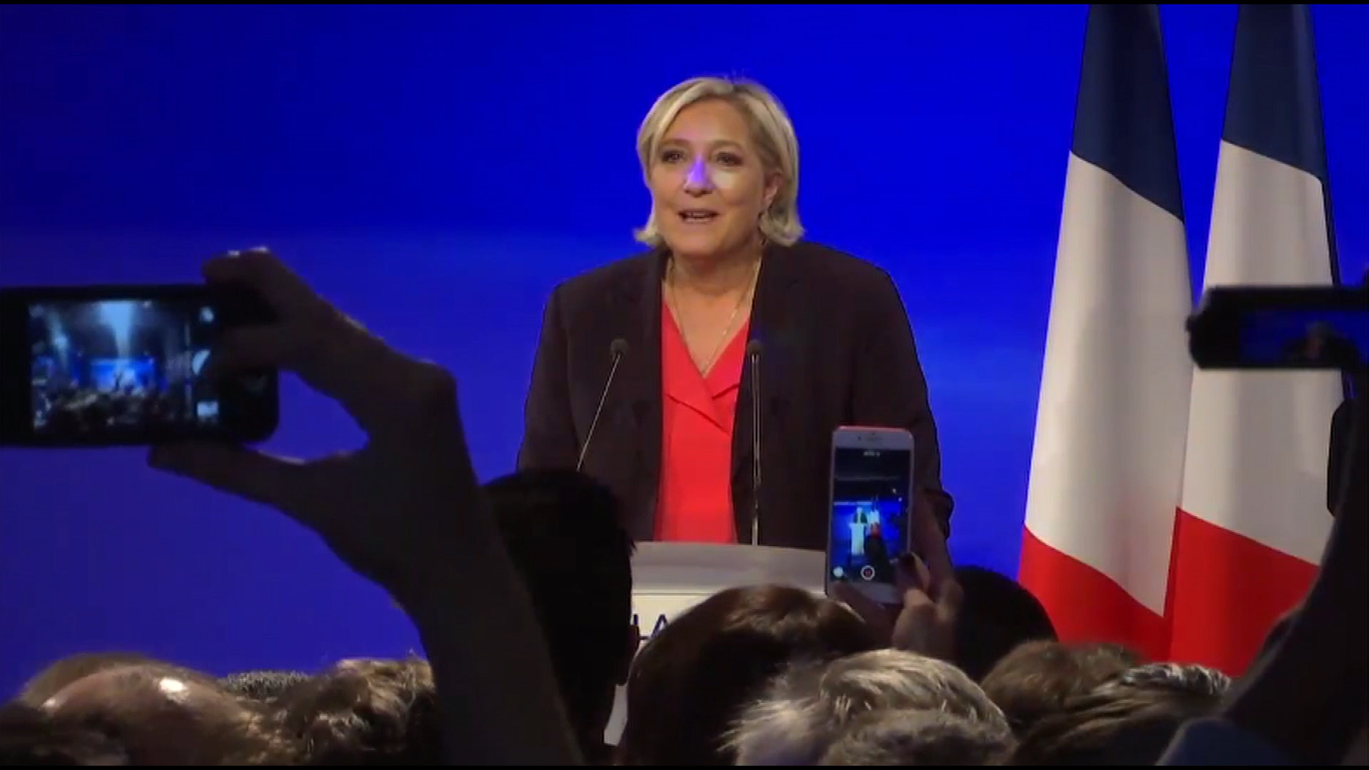 Le Pen's defeat is good news for Trump