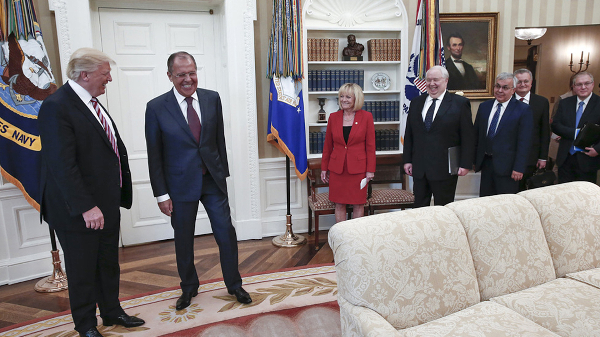 Image result for Washington Post national security reporter Greg Miller explains what President Trump's potential disclosures to Russian officials means going forward. (The Washington Post)