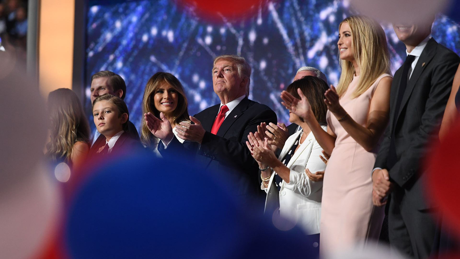 Winners and losers from the final night of the Republican National Convention