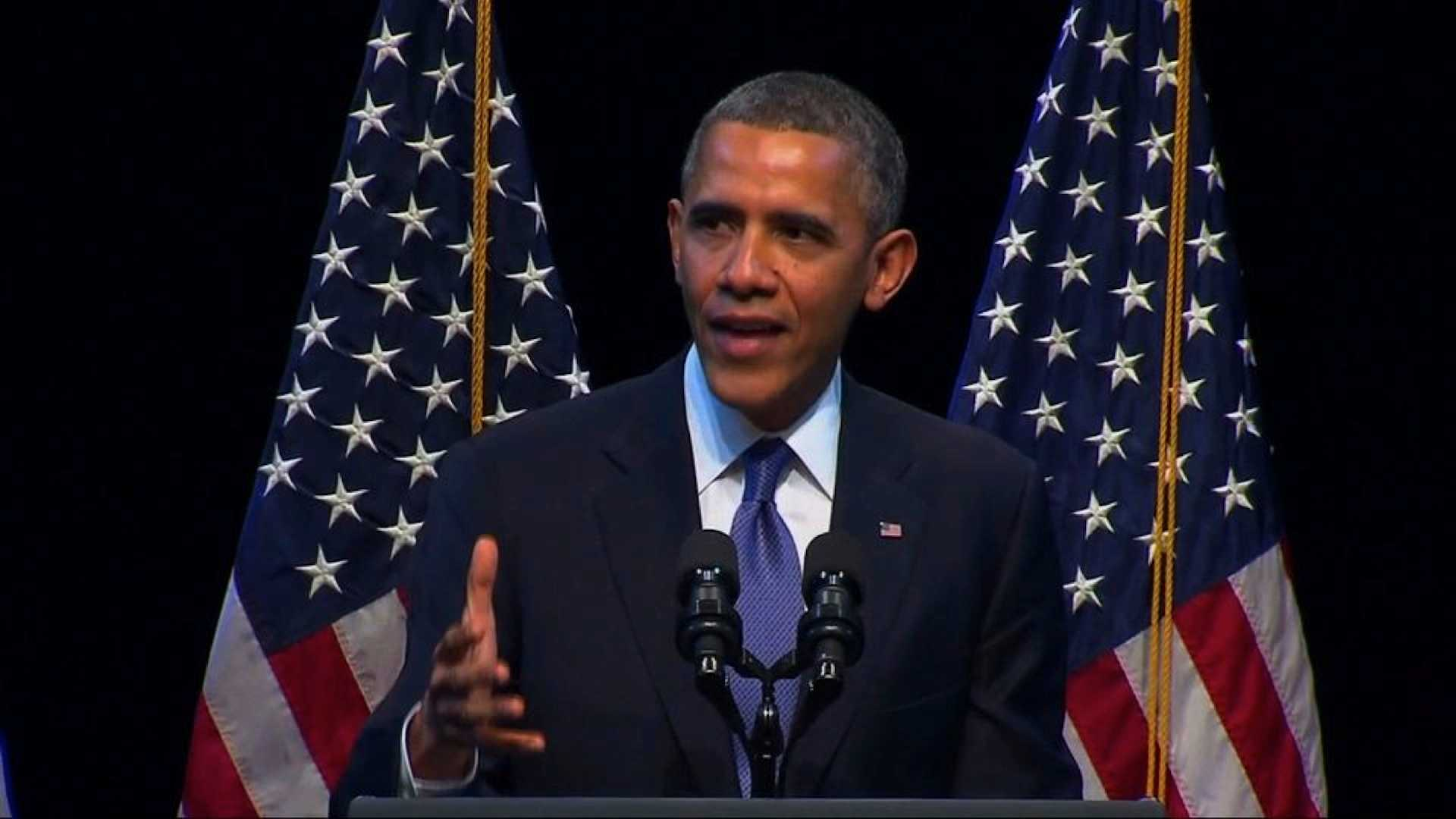 analysis of two speeches obama and Uniting a nation: a close textual analysis of barack obama's inaugural address a senior project presented to the faculty of the communications studies department.