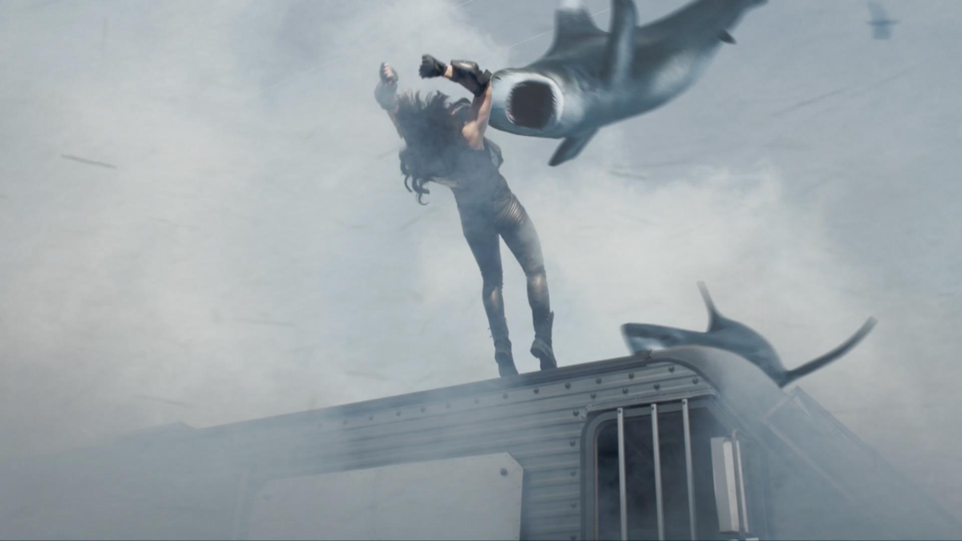 Trailer: 'Sharknado 3' - The Washington Post
