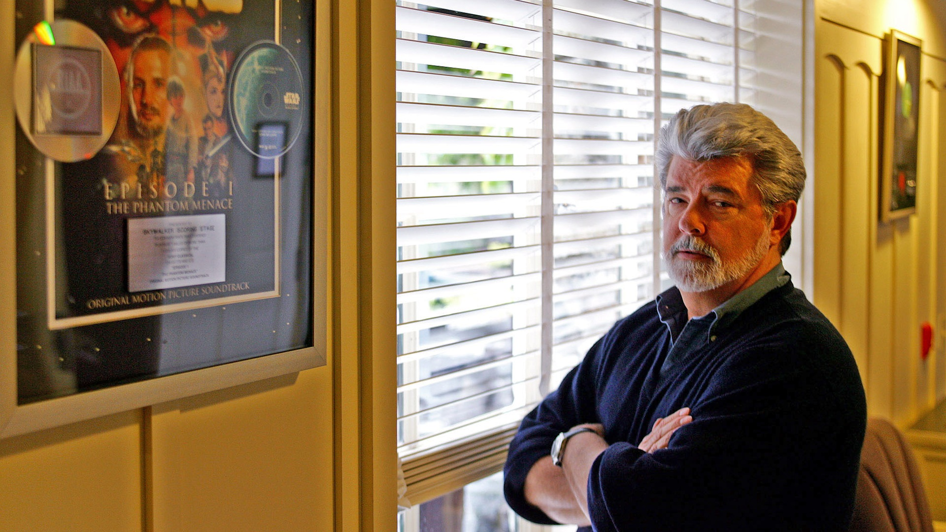 George Lucas: To feel the true force of 'Star Wars,' he had to learn to let it go
