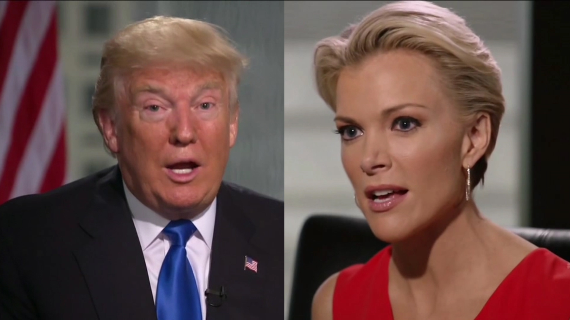 Donald Trump to Megyn Kelly: I'm sorry not sorry