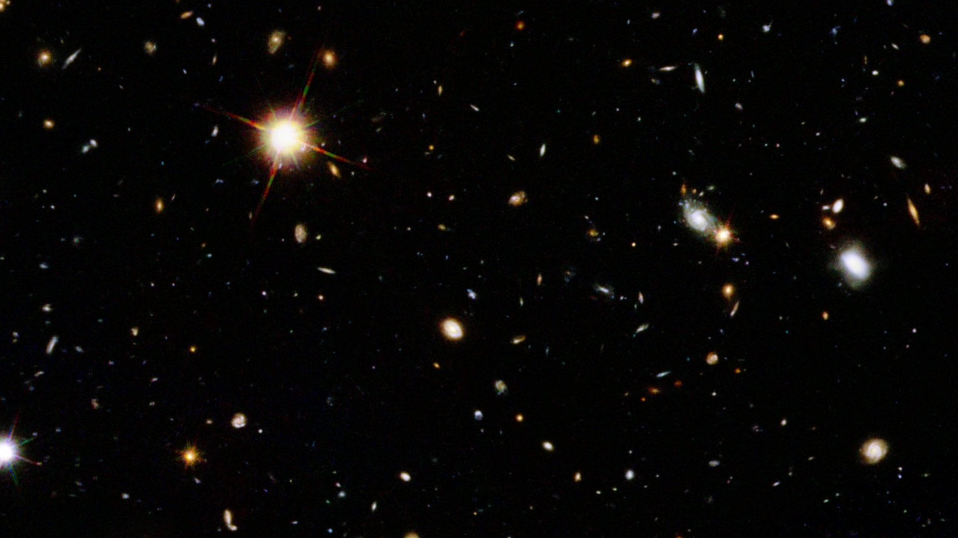 from hubble telescope live view - photo #1