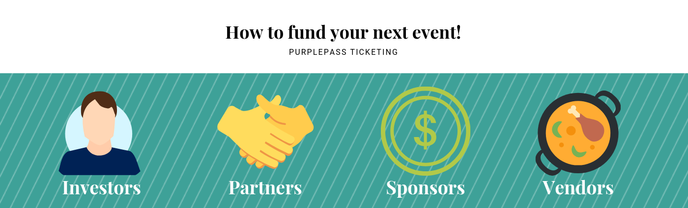 persons who invest in an event