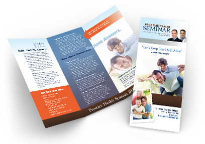 a photo of booklets for an event