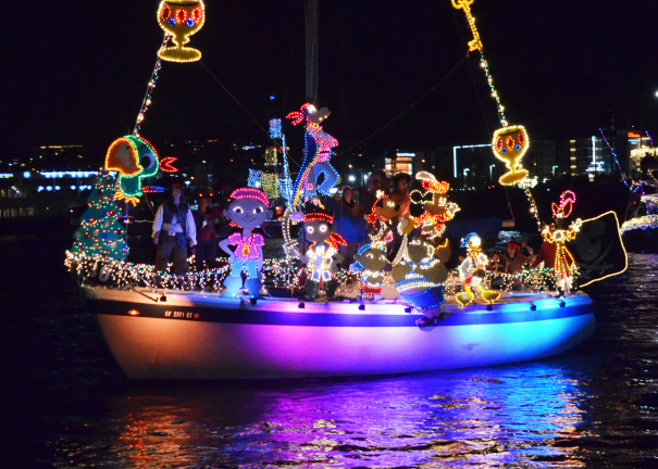 47th annual san diego parade of lights