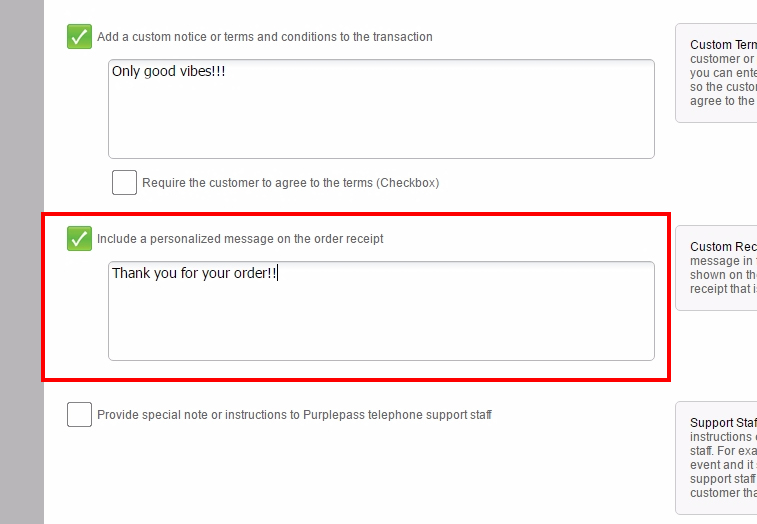 how-do-i-add-a-special-message-to-a-customer-after-they-purchase-tickets