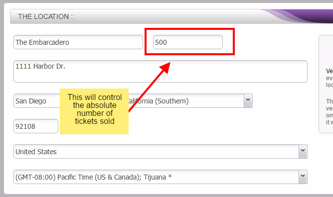how-do-i-set-a-limit-for-the-maximum-number-of-tickets-that-can-be-sold-for-an-event