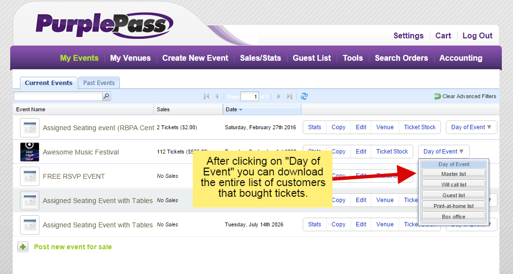 where-can-i-download-a-list-of-the-customers-that-purchased-tickets