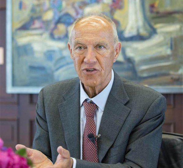 Interview: Belt and Road Initiative to boost globalisation, int'l cooperation: WIPO chief