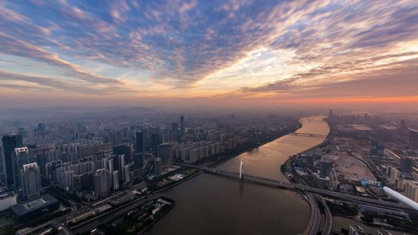 "The Birthplace of ""Maritime Silk Road""–Guangzhou Develops into an International Modern Commercial City"