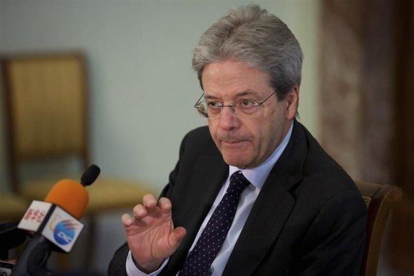Interview: Italy, China 'strike popular imagination', says Italian PM