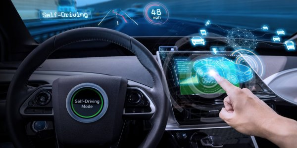 Autonomous Vehicles to Enter AI-powered Mobility Network