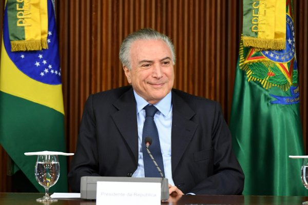 Brazilian president elaborates on three-pronged China visit in signed article