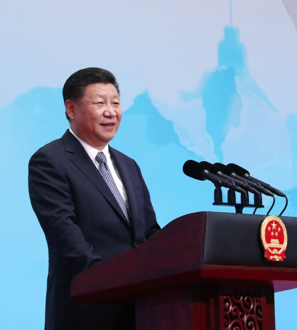 "Xi shares vision on BRICS new ""golden decade"""