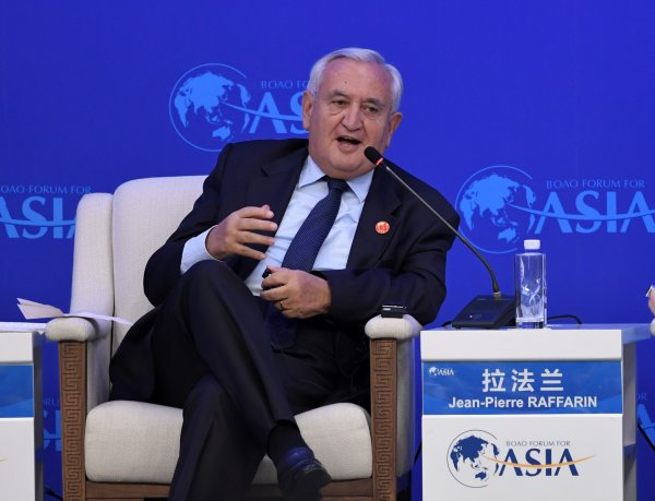 Interview: B&R Initiative helps promote int'l cooperation: French ex-PM
