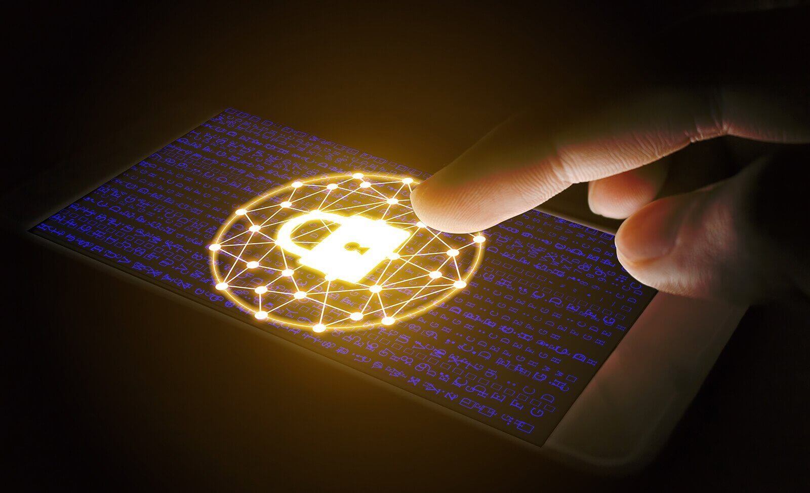 cyber security battle to keep phones safe - tech mahindra