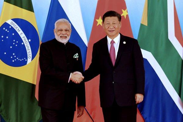 Spotlight: BRICS summit in Xiamen brings China, India closer