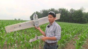 Improving Nitrogen Application Using a Precision Hawk Unmanned Aerial System