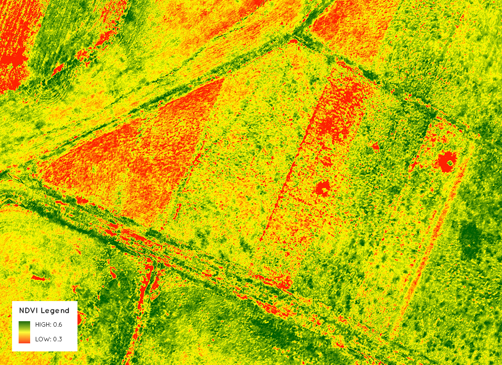 Understanding Your Aerial Data Normalized Difference