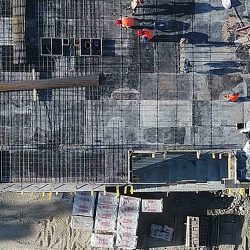 Drones are helping contractors build more with less.