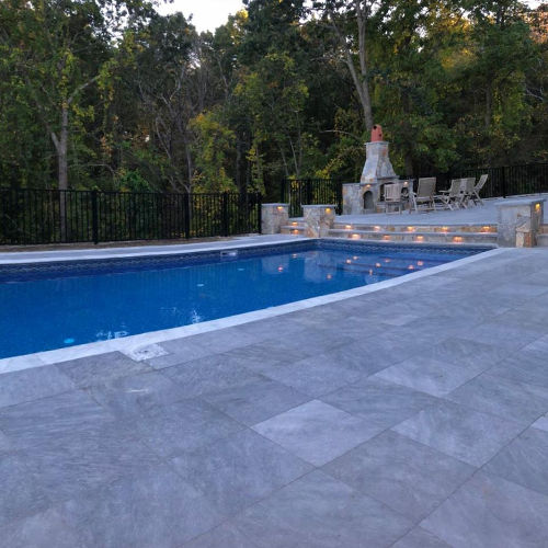 Inground Pools Ma Custom Pool Installation Ma Nh
