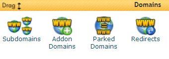 HostGator cPanel addon domain