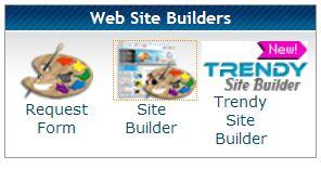 HostGator login sitebuilder icon