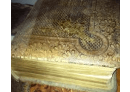 Estate Sales and a Holy Bible!