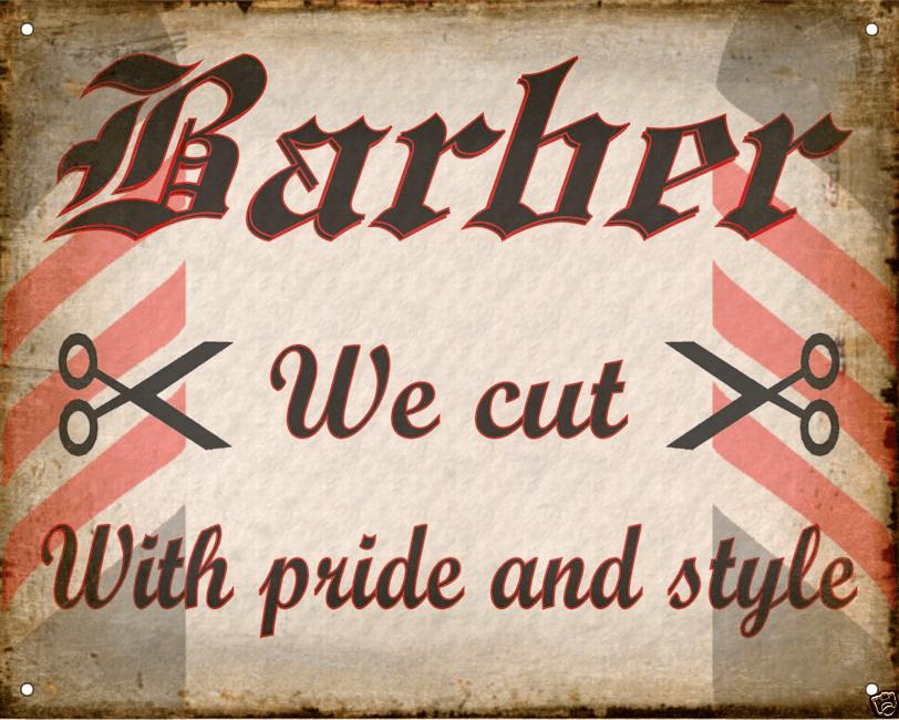 Barbershop Memorabilia Has Broad Appeal