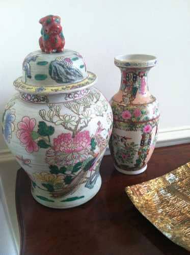 Hand-Painted China