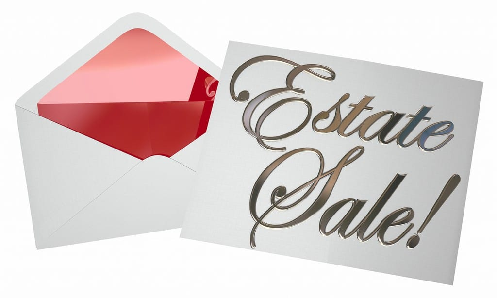 The Top 3 Things to Look for at Estate Sales