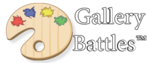 Gallery Battles logo