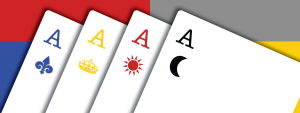 Piecepack Playing Cards logo