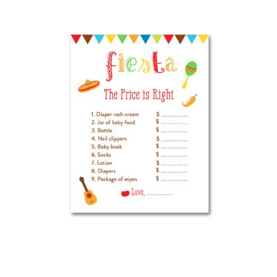 Baby-Shower-Fiesta-White-Red-Price-Is-Right