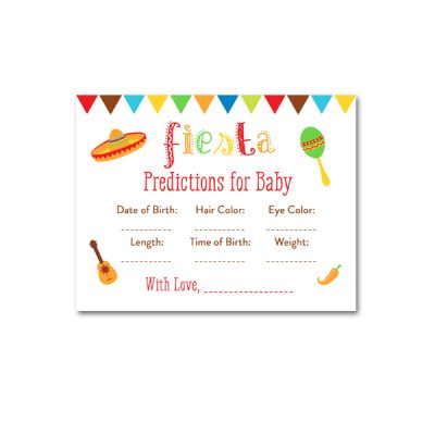 Baby-Shower-Fiesta-White-Red-Predictions