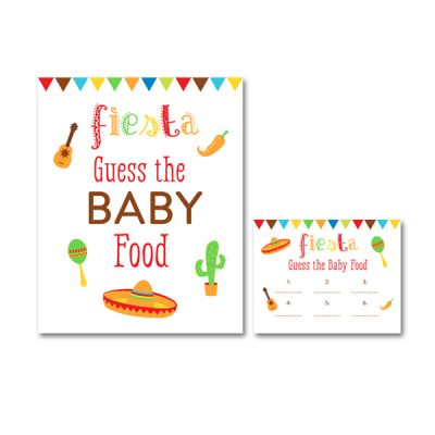 Baby-Shower-Fiesta-White-Red-Guess-Baby-Food