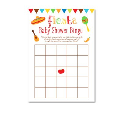 Baby-Shower-Fiesta-White-Red-Bingo