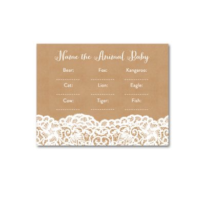 Baby-Shower-Kraft-Lace-Name-Animal