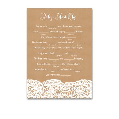 Baby-Shower-Kraft-Lace-Baby-Mad-Libs