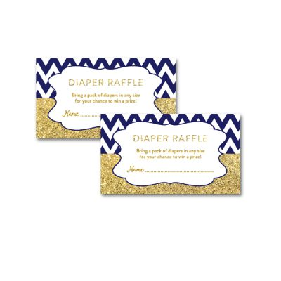 Baby-Shower-Printable-Navy-Gold-Diaper-Raffle