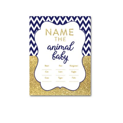 Baby-Shower-Printable-Navy-Gold-Animal-Baby