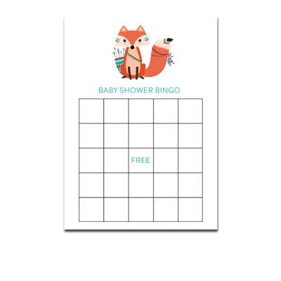 Baby-Shower-Printable-Tribal-Fox-Bingo
