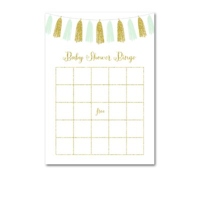 Baby-Shower-Printable-Mint-Gold-Tassel-Baby-Shower-Bingo