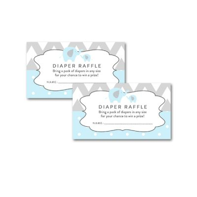 Baby-Shower-Printable-Blue-Gray-Elephant-Diaper-Raffle