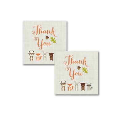 Woodland-Animals-Baby-Shower-Thank-You-Tags